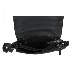 Dámská crossbody kabelka Enrico Benetti Miriamm - černá