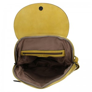 Dámský batoh Hexagona Amande - žlutá