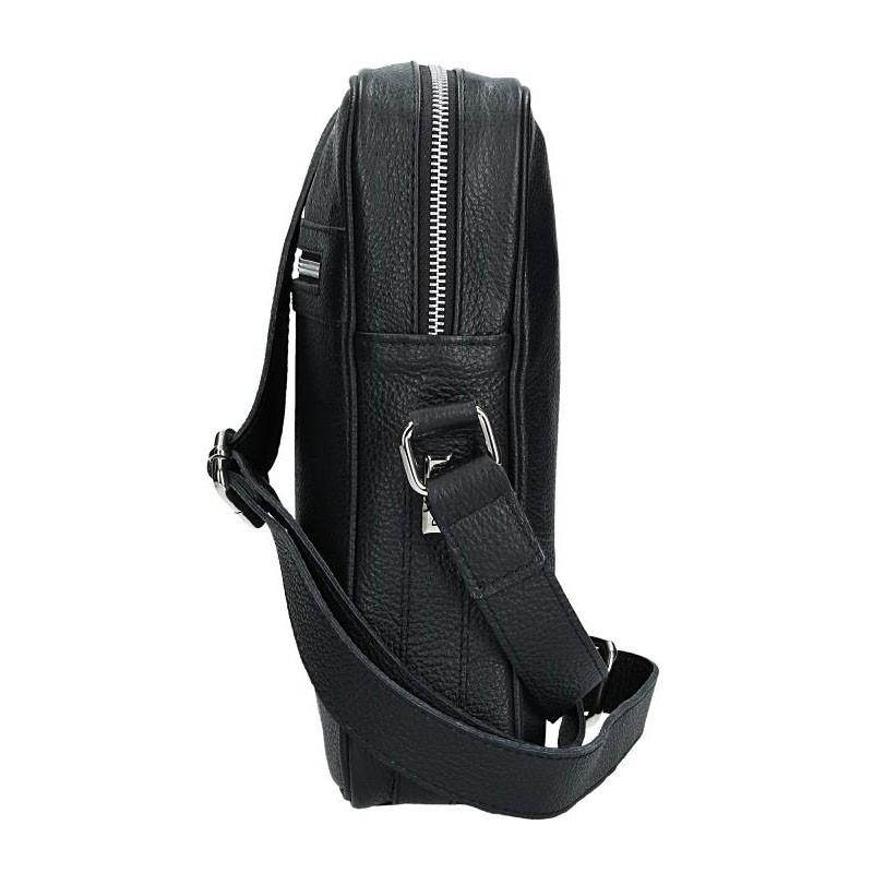 Pánská taška přes rameno Facebag Martin - černá