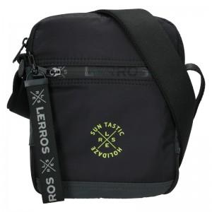 Pánská taška přes rameno Lerros Nerro - černá