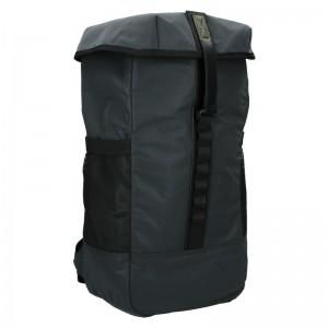 Pánský reflexní batoh Lerros Neono - černá