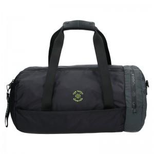 Pánská cestovní taška Lerros Baleo - černá