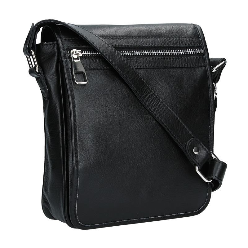 Pánská taška přes rameno Facebag Tibor - černá