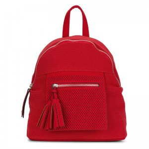 Dámský batoh Suri Frey Ailea - červená