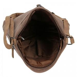 Dámská crossbody kabelka Beagles Lorra - hnědá