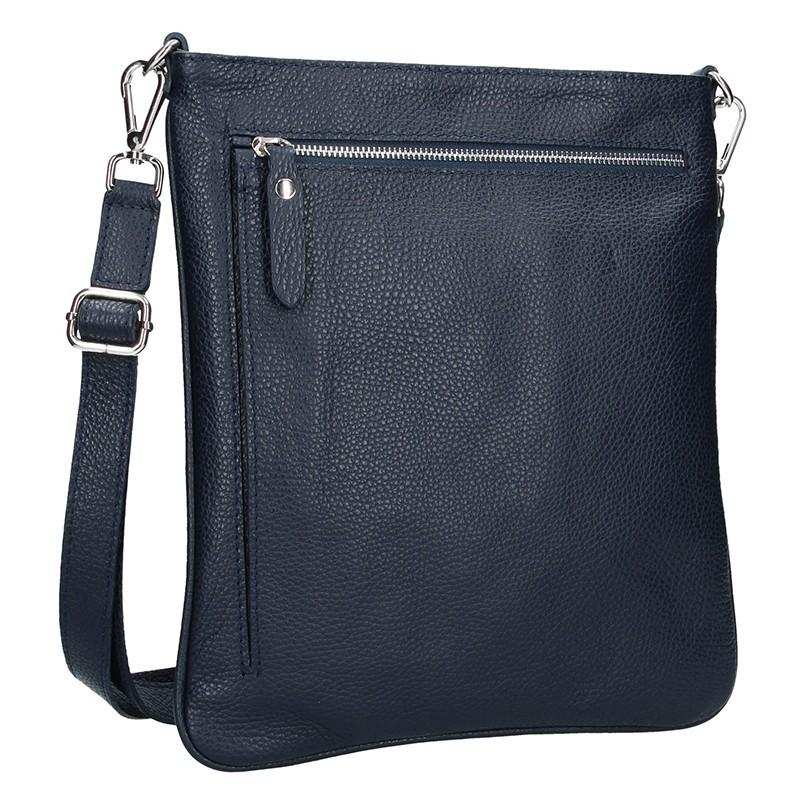 Pánská taška přes rameno Facebag David - modrá