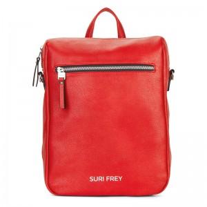 Dámský batoh Suri Frey Terro - červená