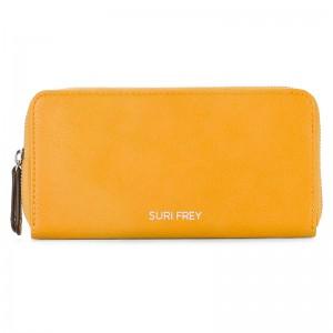 Dámská peněženka Suri Frey Erry - žlutá