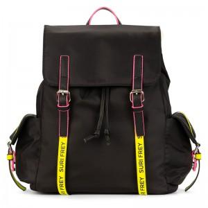 Dámský batoh Suri Frey Labil - černo-žlutá