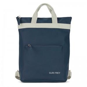 Dámský batoh Suri Frey Jessy - modrá
