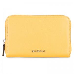 Dámská peněženka Emily & Noah Luci - žlutá