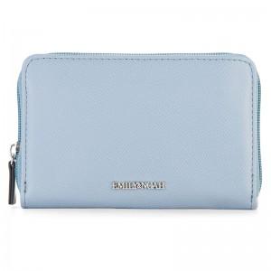 Dámská peněženka Emily & Noah Luci - modrá