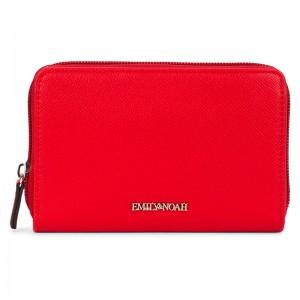 Dámská peněženka Emily & Noah Luci - červená