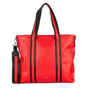 Dámská kabelka Emily & Noah Luna - červená