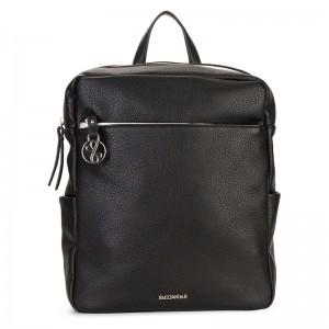 Elegantní dámský batoh Emily & Noah Lenie - černá