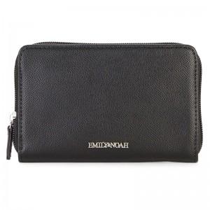 Dámská peněženka Emily & Noah Luci - černá