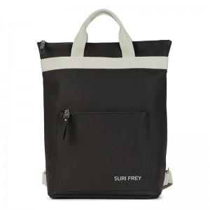 Dámský batoh Suri Frey Jessy - černá