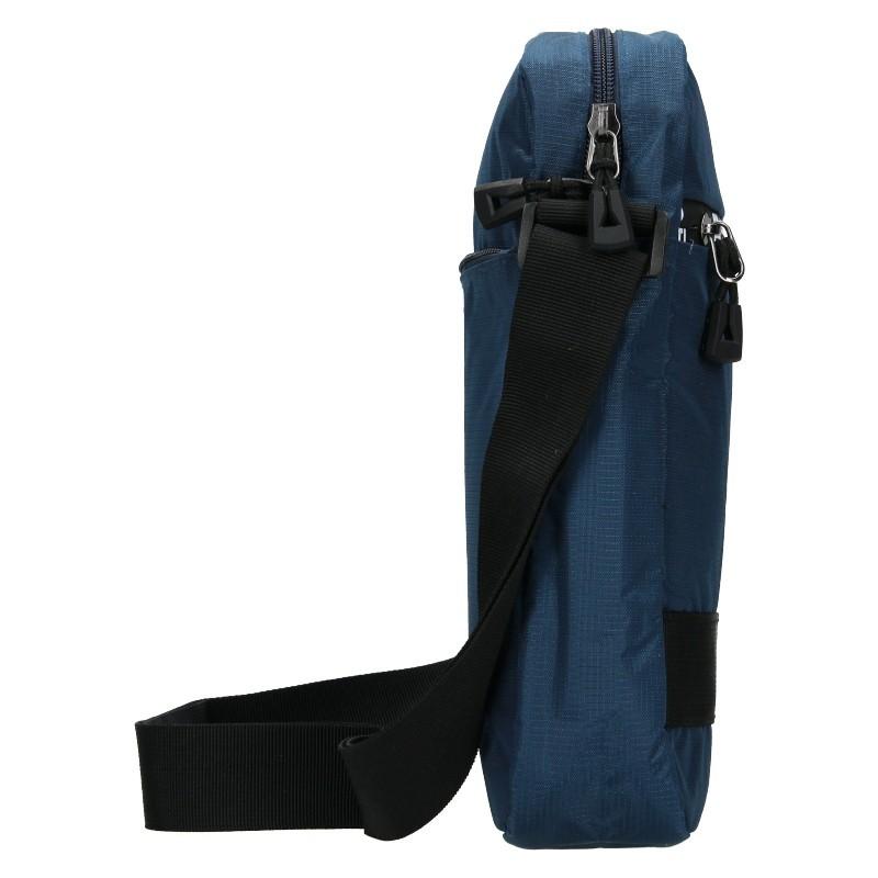 Pánská taška na doklady Enrico Benetti Gelt - modrá