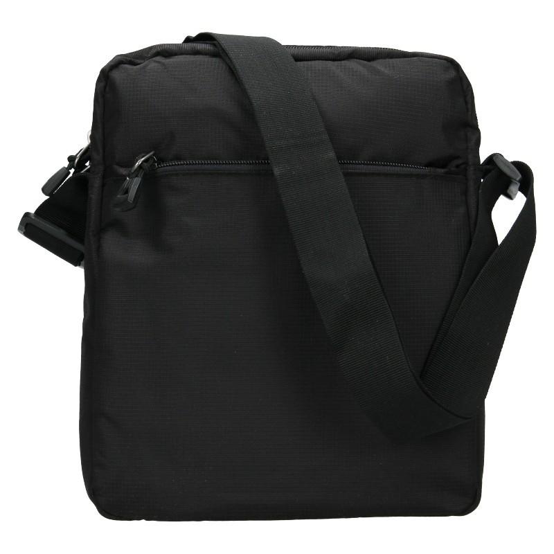 Pánská taška na doklady Enrico Benetti Dyren - černá