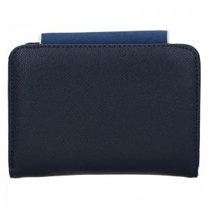 Dámská peněženka Doca 64950 - modrá