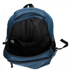Moderní pánský batoh Enrico Benetti Samme - modrá