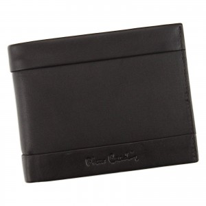 Pánská kožená peněženka Pierre Cardin Bernard - tmavě hnědá