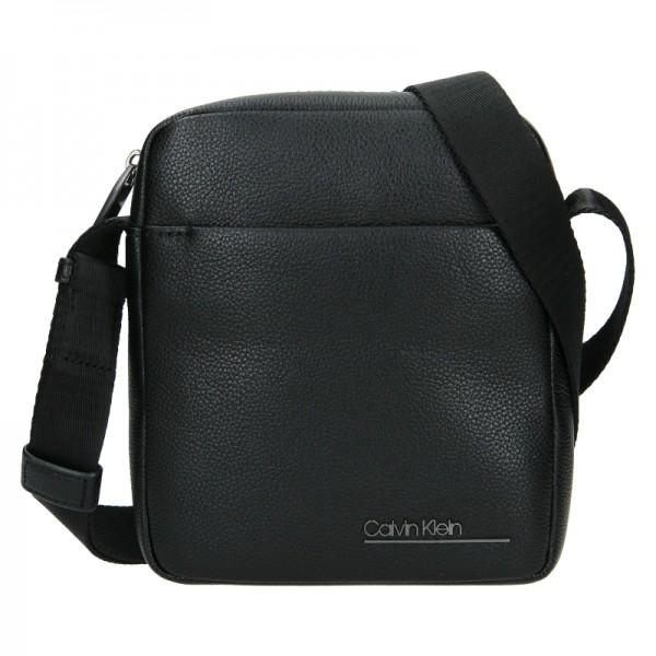 Pánská taška přes rameno Calvin Klein Fenis - černá