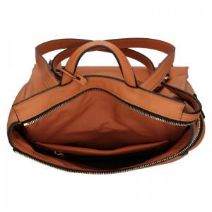 Dámský batoh Calvin Klein Siona - hnědá