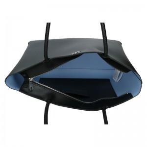 Dámská kabelka Calvin Klein Fiola - černá