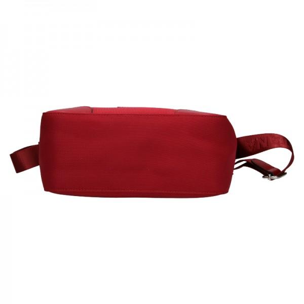 Dámská crosbody kabelka Katana Runa - červená