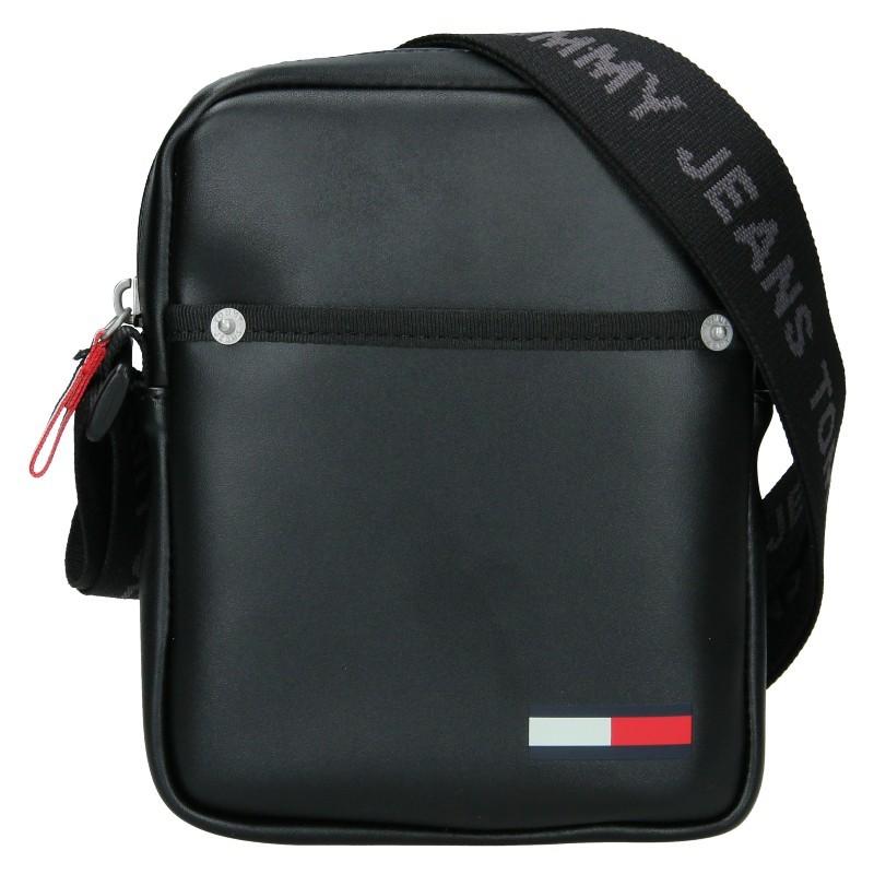 Pánská taška přes rameno Tommy Hilfiger Jeans Thomas - černá