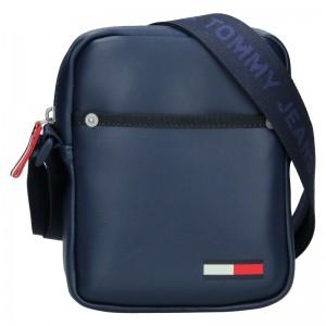 Pánská taška přes rameno Tommy Hilfiger Jeans Thomas - modrá