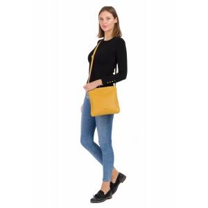 Dámská crossbody kabelka Tamaris Elisha - žlutá