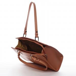Dámska kabelka David Jones Luren - oranžová