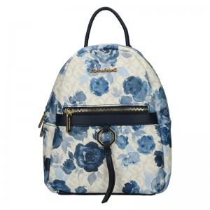 Dámský batoh Marina Galanti Dira - modrá