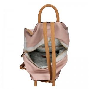 Dámský batoh Marina Galanti Darja - hnědá