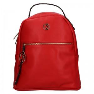 Dámský batoh Marina Galanti Izabela - červená