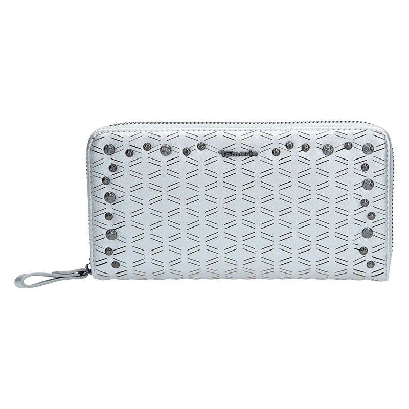 Dámská peněženka Tamaris Marla - stříbrná