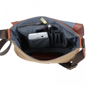 Pánská taška Daag CLOU NEXT 10 - hnědá
