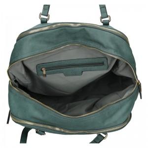 Dámská kabelka Sisley Anadas - tmavě modrá