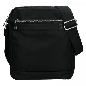 Pánská taška na doklady Marina Galanti Hugo - černá