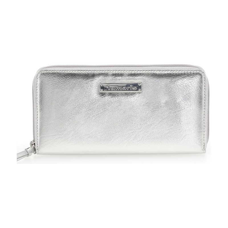 Dámská peněženka Tamaris Debora - stříbrná