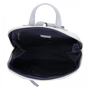 Dámský batoh Hexagona Bonia - šedá