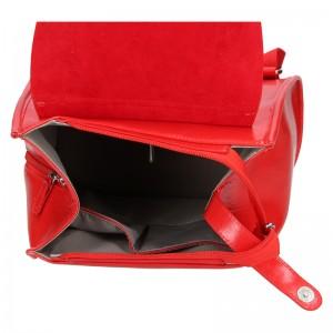 Dámská kabelka Diana & Co Amalia - červená