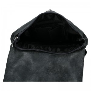 Dámský batoh Ellis Martha - tmavě šedá