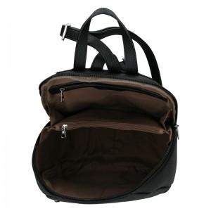 Dámský batoh Hexagona Mona - černá