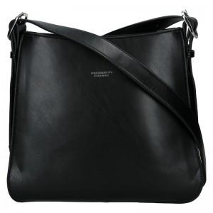 Dámská crossbody kabelka Diana & Co Nicol - černá