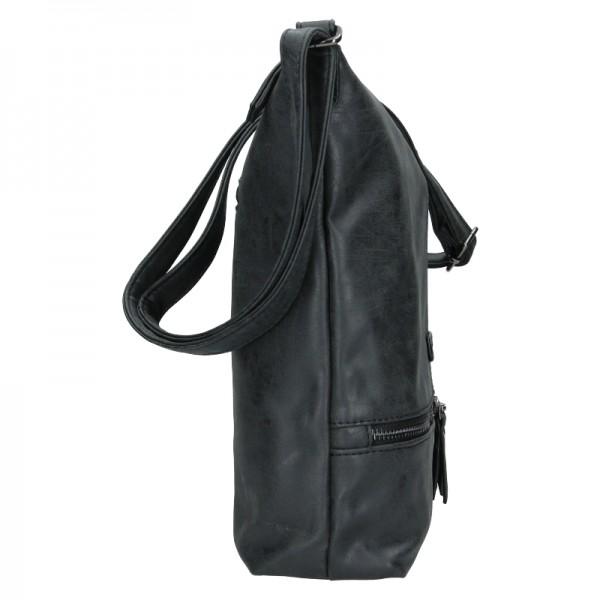 Dámská kabelka Enrico Benetti Muaric - černá