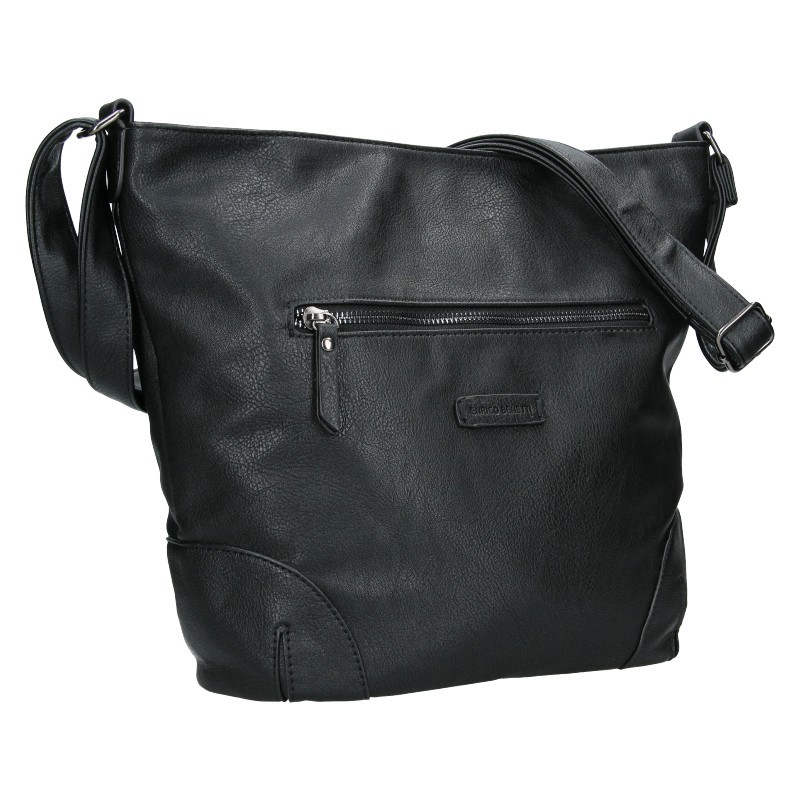 Dámská crossbody kabelka Enrico Benetti Misty - černá