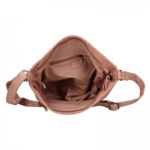 Dámská crossbody kabelka Enrico Benetti Misty - růžová